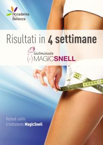 2014 A2 Magic Snell Cartello Vetrina