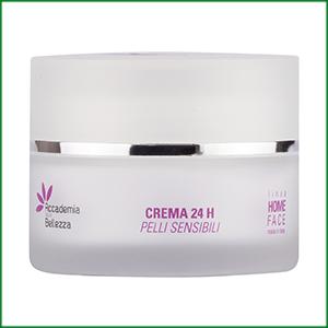 Crema Viso 24 h Pelli Sensibili 50 ml