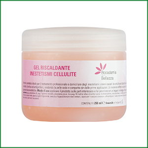 Gel Riscaldante Inestetismi Cellulite 250 ml
