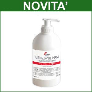 Igienizzante Mani Gel idroalcolico 60° 500 ml