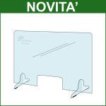 Schermo Potettivo Plexiglass 70cm x 60cm