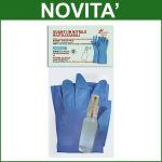 Guanti in Nitrile Riutilizzabili Hygien Kit Taglia S