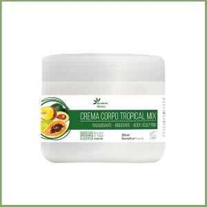 Crema Corpo Tropical Mix  250ml