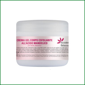Crema Gel Corpo Esfoliante Acido Mandelico 250ml