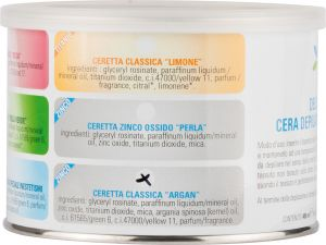 "Vaso Ceretta Classica ""Argan"" da 400 ml"