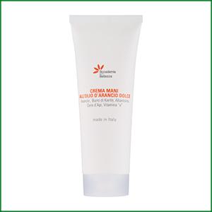 Crema mani olio arancio dolce 100 ml