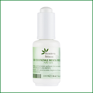 Olio essenziale menta piperita 30 ml