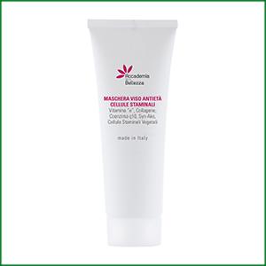 Maschera viso antietà cellule staminali 100 ml