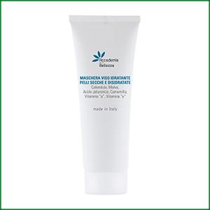 Maschera viso pelli secche e disidratate 100 ml
