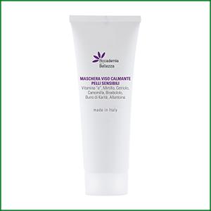 Maschera viso calmante pelli sensibili 100 ml