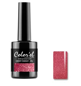 COLOR'EL 896 - CHERRY STARDUST