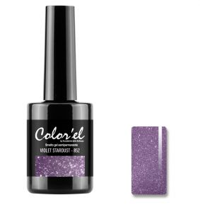 COLOR'EL 852 - VIOLET STARDUST