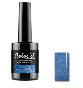 COLOR'EL 853 - DENIM STARDUST