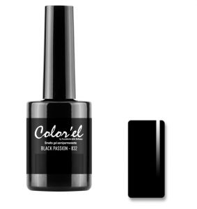 COLOR'EL 832 - BLACK PASSION