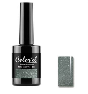 COLOR'EL 835 - NERO STARDUST