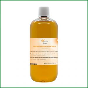 SOLVENTE NATURALE PER ATTREZZATURE 500 ML