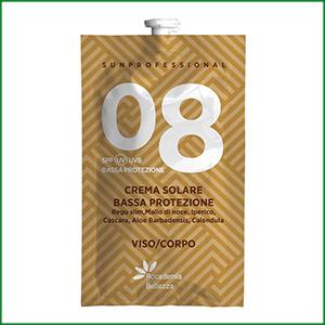 Solare Bassa Protezione - Spf 08 30 ml