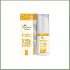 Crema Universale Viso-Collo-Mani 73% Bava Di Lumaca Bio 50 ml