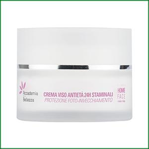 Crema Viso Antietà 24h Cellule Staminali Con Protezione SPF 50 ml