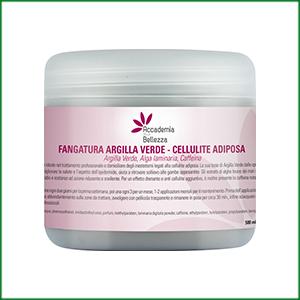 Fangatura Argilla Verde CELLULITE* Adiposa 500 ml
